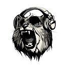 Lion Roar by fantasytripp
