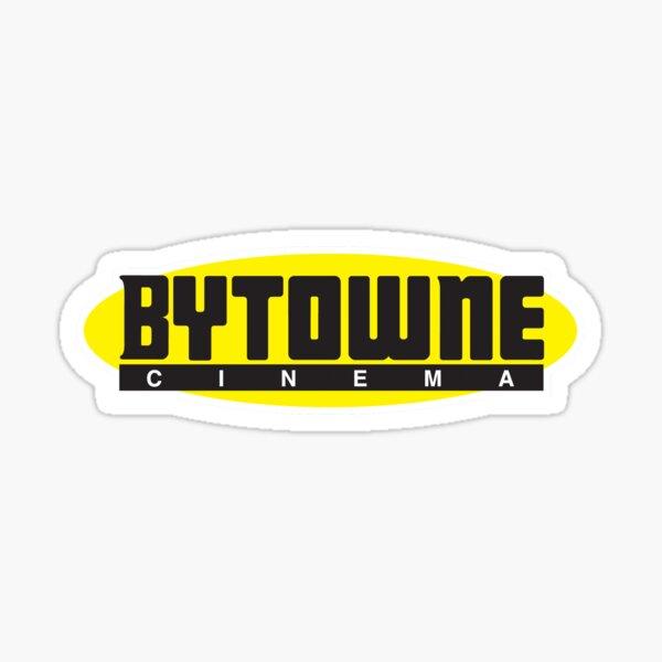 ByTowne Cinema  Sticker