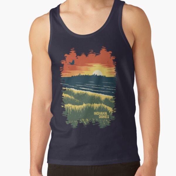 Sunset at the Dunes Tank Top