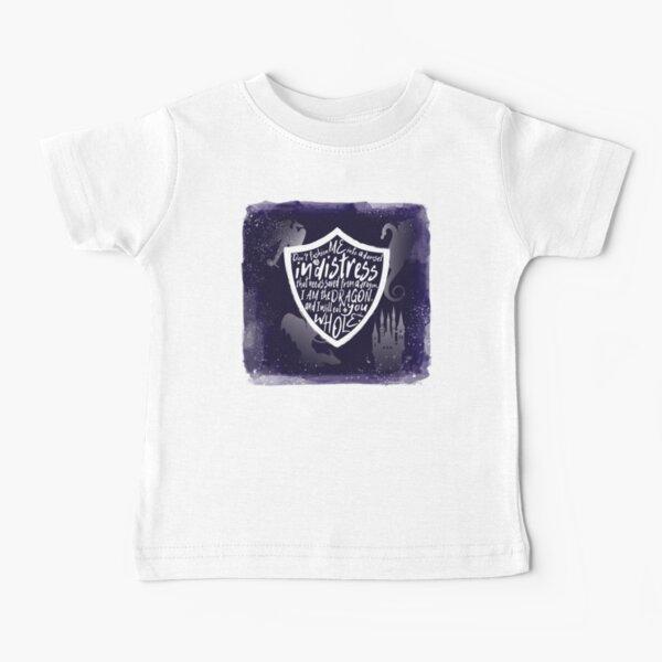 I am the Dragon Baby T-Shirt