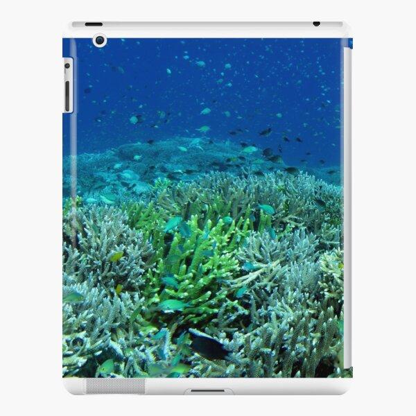 Reef Flat at Saru Namu-Namu Island. iPad Snap Case
