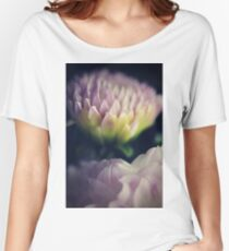 flower close up one Women's Relaxed Fit T-Shirt
