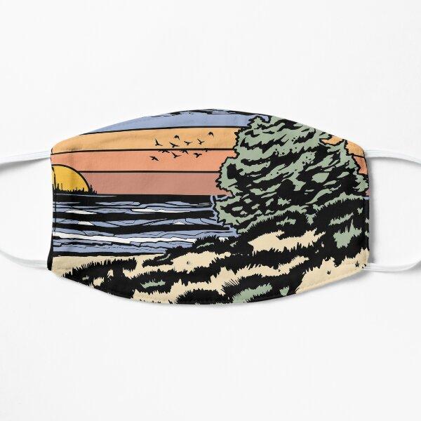 Unwind Dunes Flat Mask