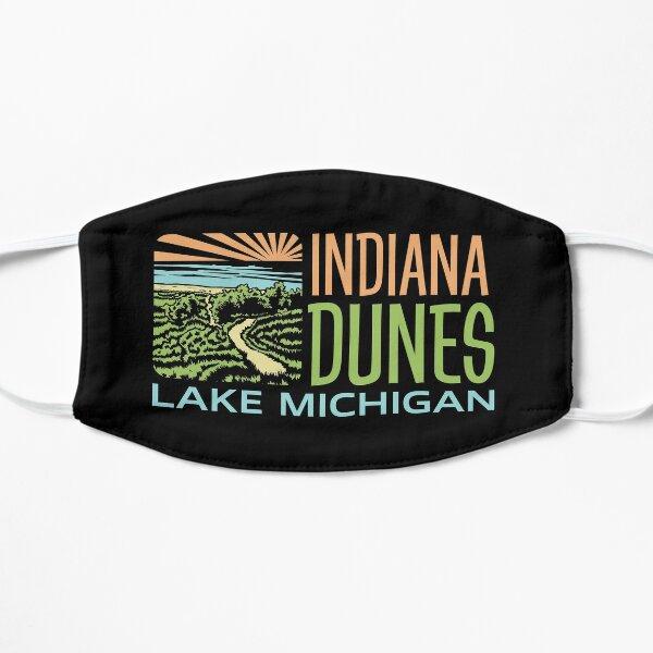 Trail to Dunes Sunset Flat Mask