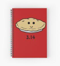 Cute Kawaii 3.14 Spiral Notebook