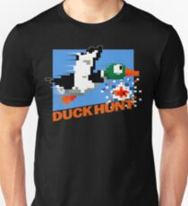 Duck Hunt Retro Cover T-Shirt