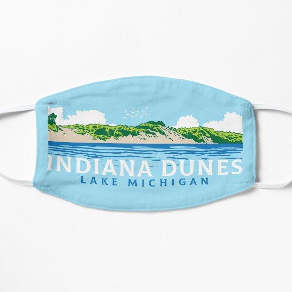 Indiana Dunescape Flat Mask