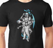 Lazer Team Sketch Unisex T-Shirt
