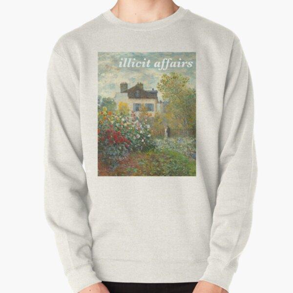 Illicit Affairs Tayor Swift Monet  Pullover Sweatshirt