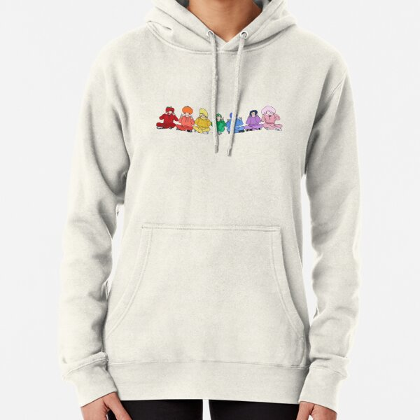 Enhypen as Fruits for Halloween Pullover Hoodie