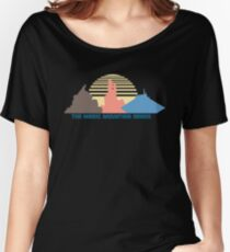 The Magic Mountain Range Women's Relaxed Fit T-Shirt