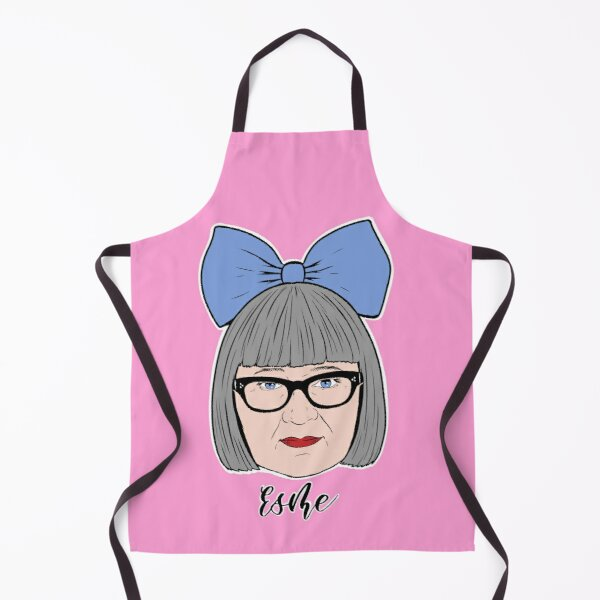 Sewing Bee Unpicked - Esme (full colour) Apron