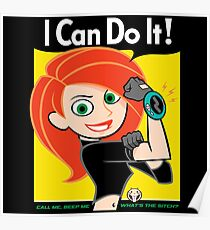 I Can Do It! Whats the Sitch? Poster