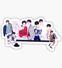 Super Junior Sticker