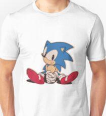 Sitting Sonic T-Shirt