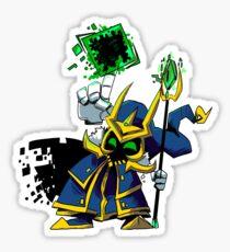final boss veigar Sticker
