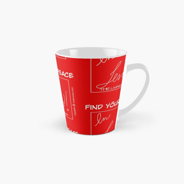 Find Your Peace in Jesus Tall Mug