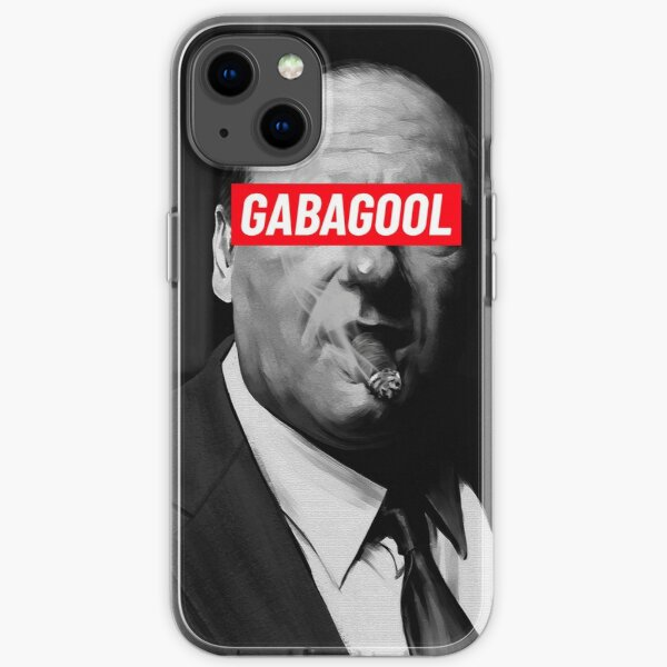 Gabagool iPhone Soft Case