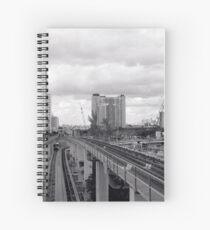 Metro Spiral Notebook