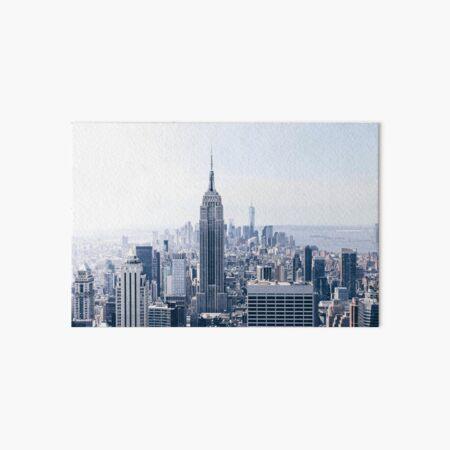 New York City skyline, NYC  Art Board Print