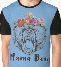 mama bear Graphic T-Shirt