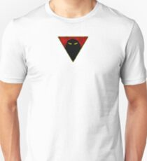 Space Ghost - Chest Symbol - White Dirty T-Shirt
