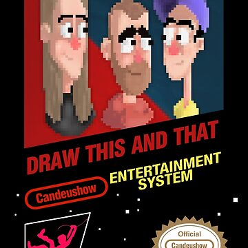 NES Draw This and That by CanDeuCrafts