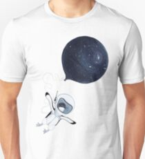 Penguin fly Unisex T-Shirt