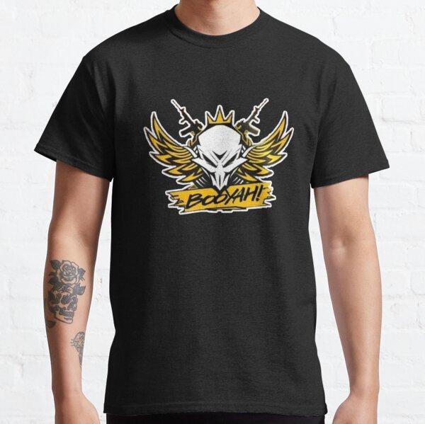 Logotipo de Garena Free Fire Booyah Day Camiseta clásica