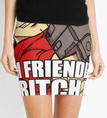 Rust - Friendly Mini Skirt