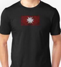 The Expanse - Martian Flag - Dirty T-Shirt