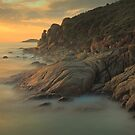 Whisky Bay - Wilsons Prom by Jim Worrall