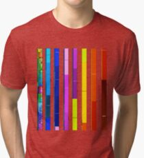 Complete Geologic Time Scale Tri-blend T-Shirt