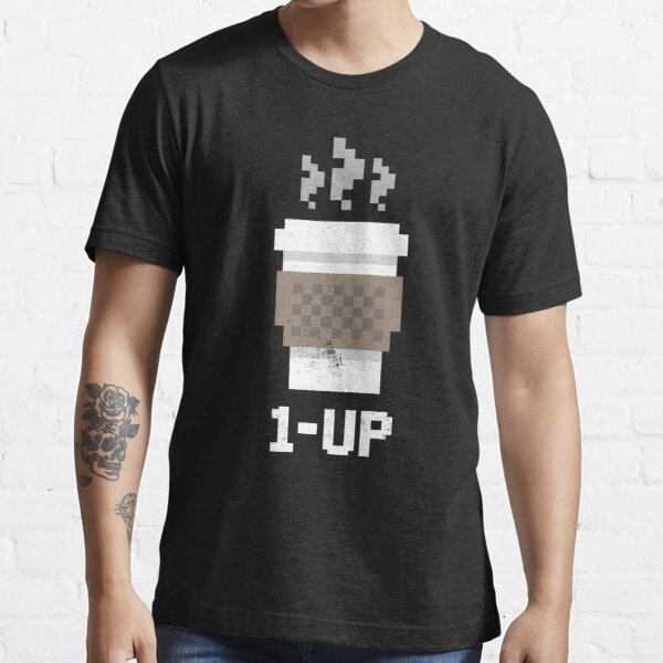 1 Up Coffee Essential T-Shirt