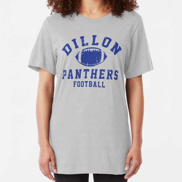 Dillon Panthers Football Slim Fit T-Shirt