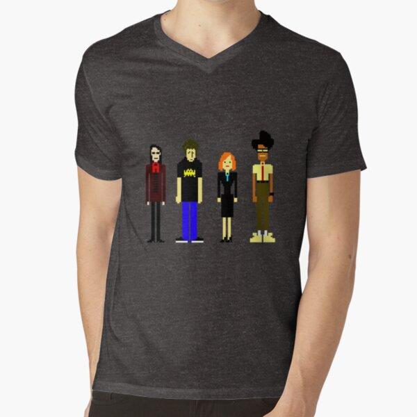 IT Crowd V-Neck T-Shirt