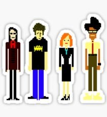 IT Crowd Sticker