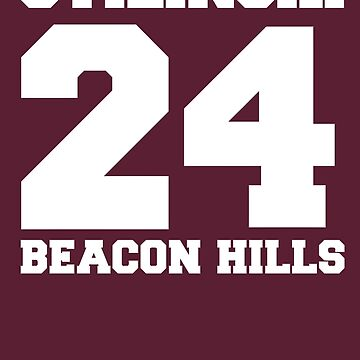 Stilinski 24 - Beacon Hills by mozarella-tees