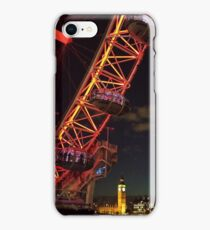 The icons of London iPhone Case/Skin