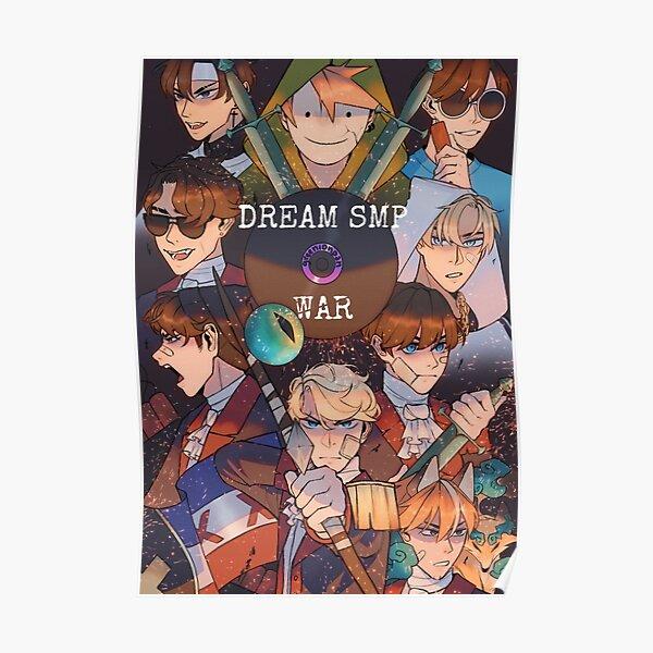 Guerre de rêve Smp Poster