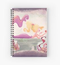 Banshee Spiral Notebook