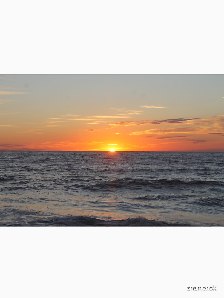 Horizon: Sun and Ocean by znamenski