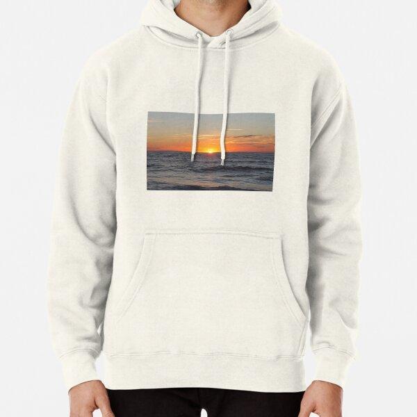 Horizon: Sun and Ocean Pullover Hoodie