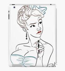 Marty iPad Case/Skin