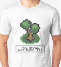 Tshirt Shall not Pass Unisex T-Shirt