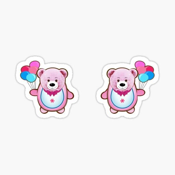 Squishmallow bear Sticker