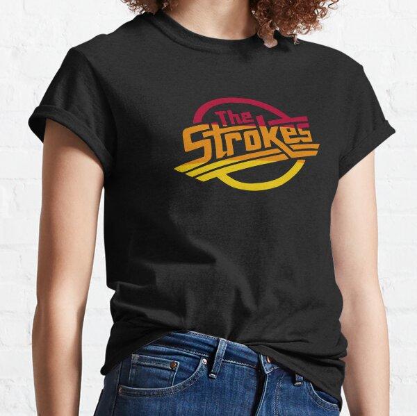 The Strokes tri-color Classic T-Shirt