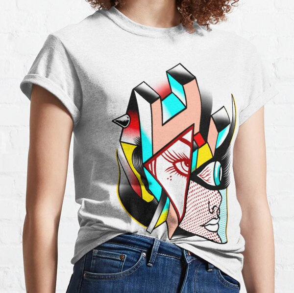 Off with her head! Classic T-Shirt