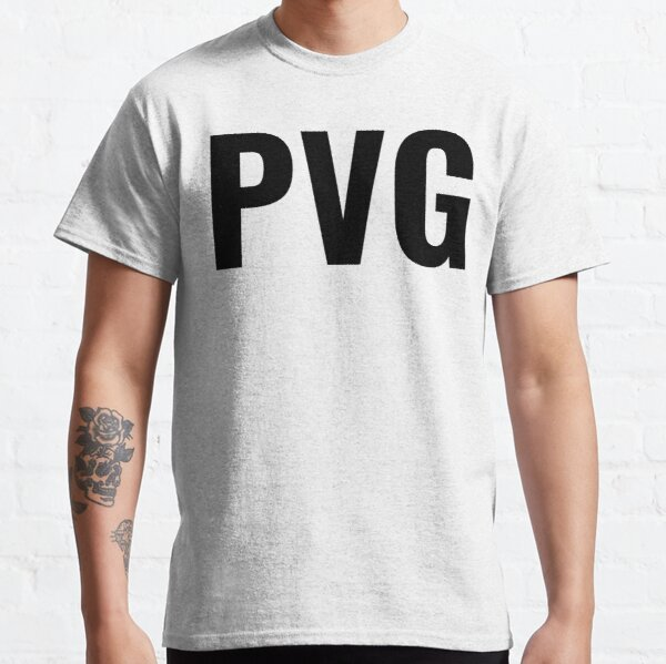 PVG - Shanghai, Pudong International Airport Classic T-Shirt