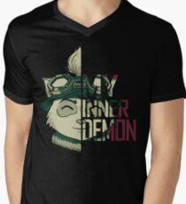 My inner demon Mens V-Neck T-Shirt